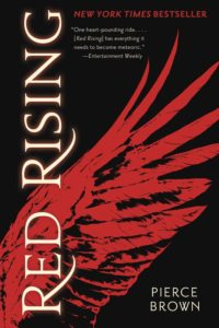 Red Rising book cover