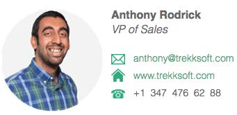 Anthony at TrekkSoft