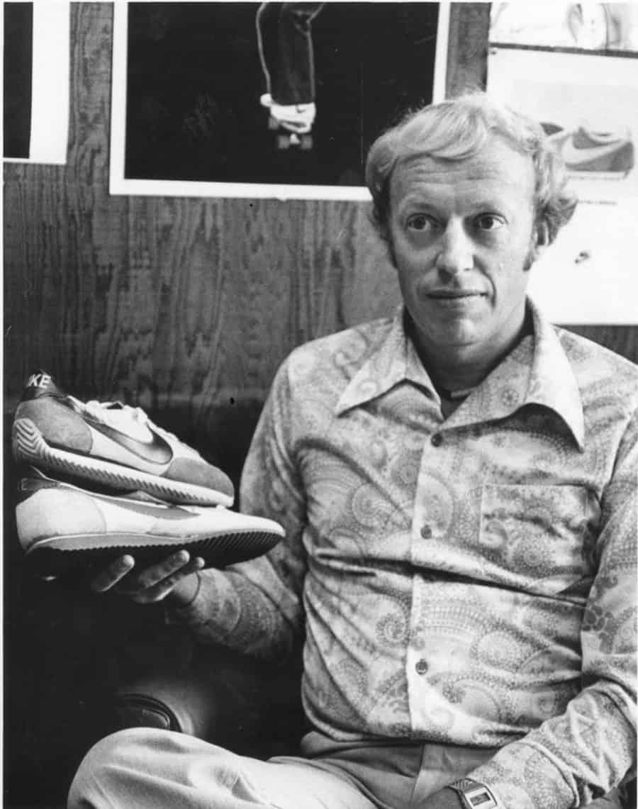 Phil Knight creator of Nike