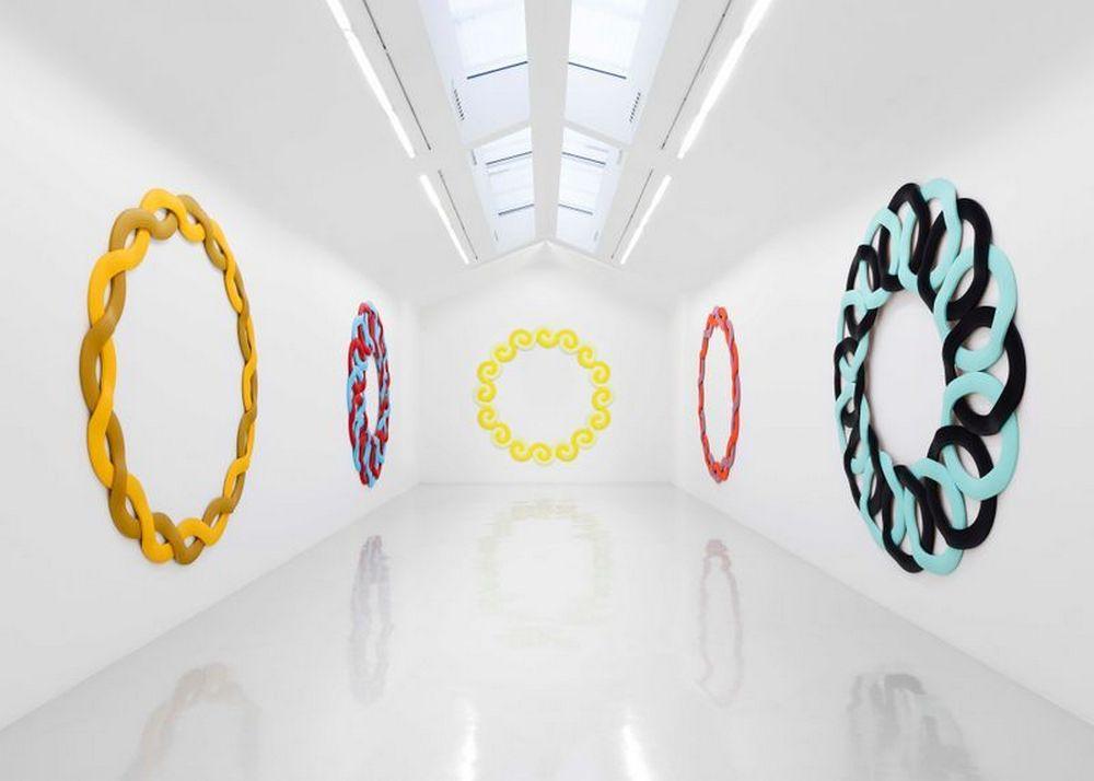 "Josh Sperling - Exhibition ""So It Goes"" at Galerie Perrotin, Paris, France, 2019"