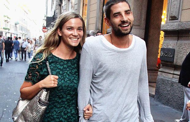 Fiammetta Cicogna and Carl