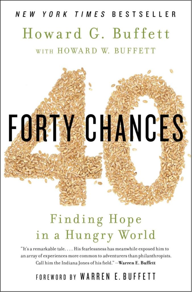 cover of the book 40 chances