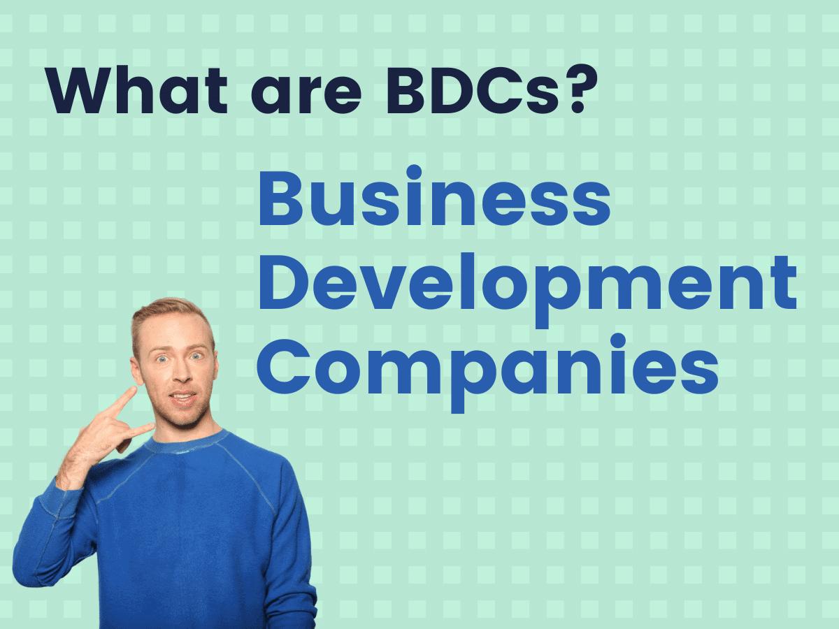 Business development companies
