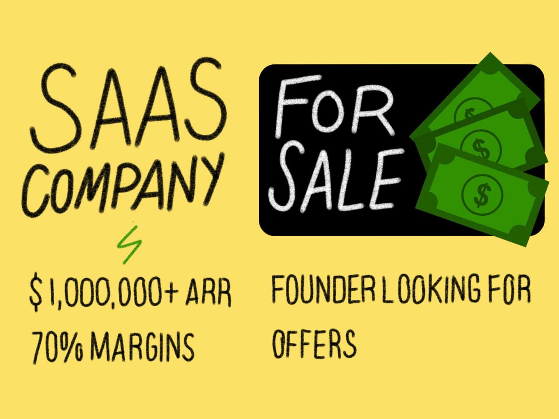 SaaS Company for SALE